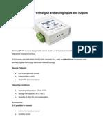 humidity temperature sensor digital analog inputs outputs.pdf