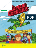 World of Corn 2014 Comic Book Supplement