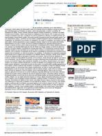 Los Fernandos y El Pacto de Calatayud - La Provincia - Diario de Las Palmas