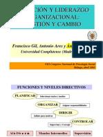 Direccion y Liderazgo Organizacional