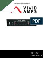 VB1500 User Manual.pdf