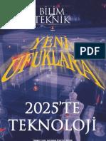 2025'te Nanoteknoloji