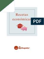 Recetas Economicas Web
