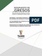 Programa Financiero 2014