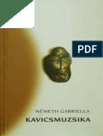 Németh Gabriella - Kavicsmuzsika