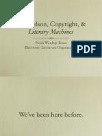 Literary Machines