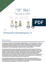 O No! - October 6, 2009 _Final Distribution Copy