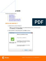 Minitab 17 Setup Guide En