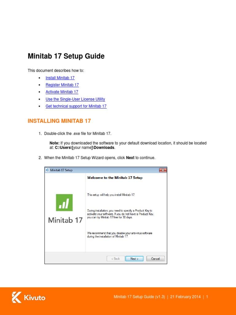 minitab free trial product key