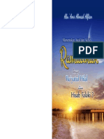 Buklet Penentuan Awal Ramadhan Dgn Ruyah