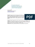 104.Hacia Donde Van Los Noticieros-Analisis de La Cobertura de Los Temas de Infancia y Adolescencia en Los Noticieros Vespertinos de La TV Abierta Argentina