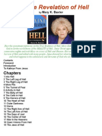A Divine Revelation of Hell by Mary K Baxter