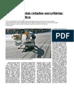 Hirata , D.A produção das cidades securitárias_políci a e política (texto)