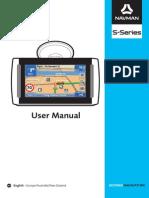 Navman s Series Manual en Gb