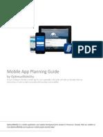 Mobile App Planning Guide