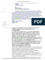 Acordão do Tribunal Central Administrativo Norte-OPÇÃO PELO REGIME GERAL DE TRIBUTAÇÃO