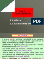 Cap 7-Micro-teoria Ofertei (1)