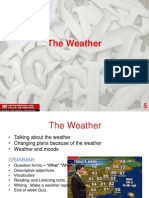 Rejuvenate Your English - Weather