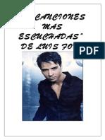 LUIS FONSI[ canciones mas escuchadas.pdf