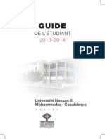 Guide Etudiant 2013 2014