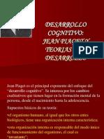 Piaget yTeorias Del Desarrollo