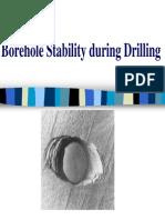 Borehole Stability Presentation