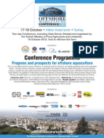 OSM 2012 Conference Programme