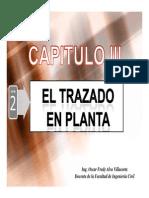 02_El Trazado en Planta