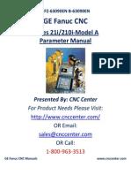 Fanuc 21i a Parameter Manual - 63083en