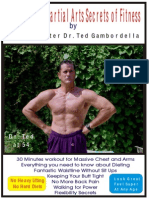 Ted Gambordella - The Amazing Martial Arts Secrets of Fitness