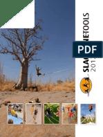 Slackline Tools - Catalogue 2012-2013