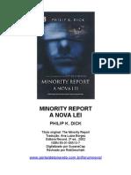 Philip K. Dick - Minority Report-Completo-rev
