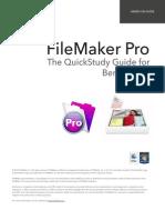 Bento to FileMakerPro Guide 2013