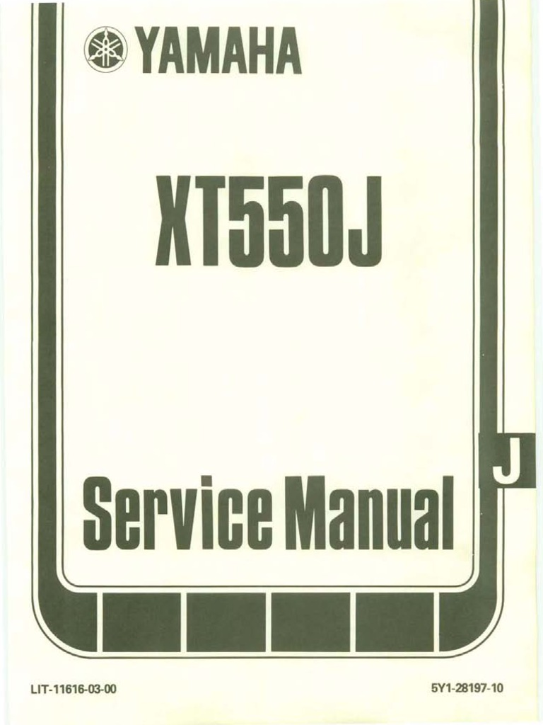 1984 Yamaha Xt 600 Wiring Diagram Trusted Diagrams 1989 550 Residential Electrical Symbols U2022 500
