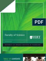 2010-2011 Faculty of Science Viewbook