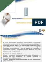 Presentacion Curso 2014 I