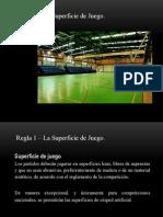 Congresillo Tecnico Reglas Futsal 2010-11.ADUSAL
