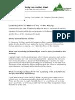 reflectionsheet skillman