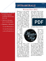 newsletter project