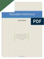 Teaching Portfolio-Luisa Coreas