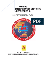 03. Operasi Sistem PLTU