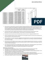 Manual Cama Abatible Vertical