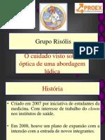 Grupo Risólis apresentação