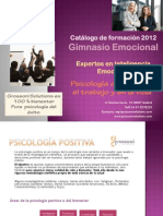 catalogodecursosdecompetenciasemocionales2012grossonisolutions