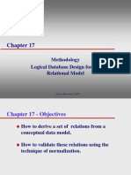 Lecture02 01 Logical Database Design for the Relational Model Ch17