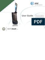 Razr v3xx AT&T User Guide