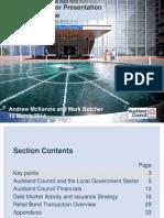 Council Finances 2014