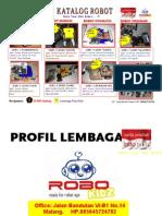 Katalog Robo Kidz