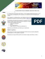 Programa General Semana Del Cerebro Arequipa 2014