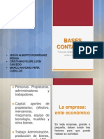 Bases Contables